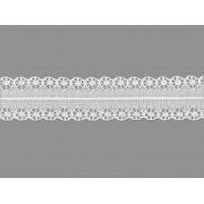 Кружево капроновое №3, 1,5 см