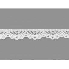 Кружево капроновое №8, 1 см