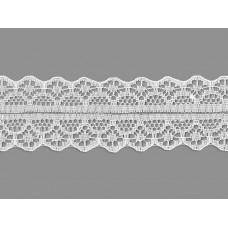 Кружево капроновое №6, 3 см
