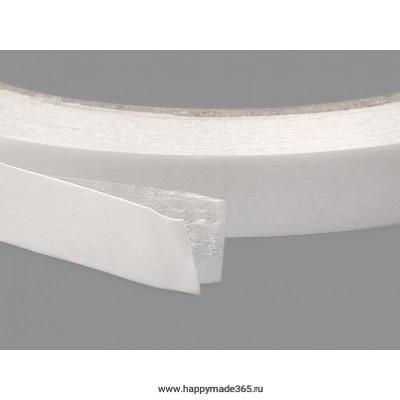 Лента клеевая двухсторонняя ш.0,8 см