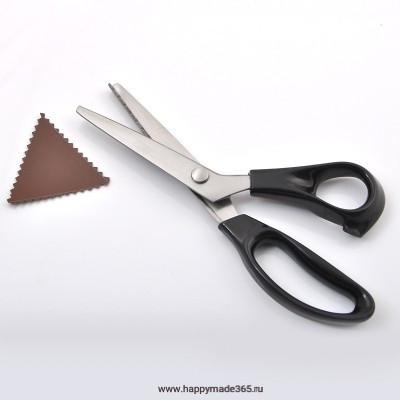 Ножницы зиг-заг