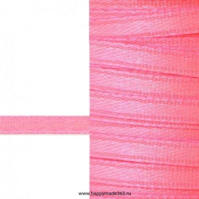 Лента атласная 3 мм (розовый)