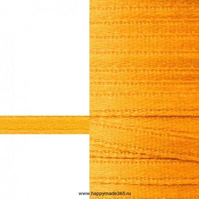 Лента атласная 3 мм (желтый)