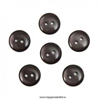 Пуговицы перламутровые (темно-коричневый/col.32)