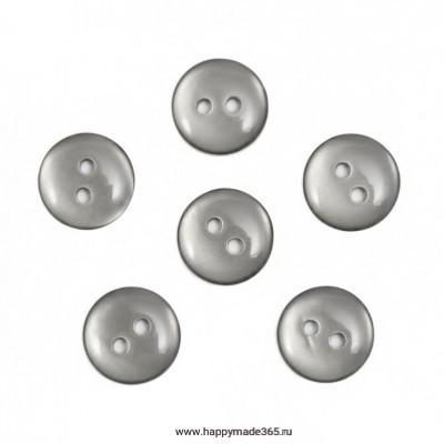 Пуговицы перламутровые (серый/col.42)