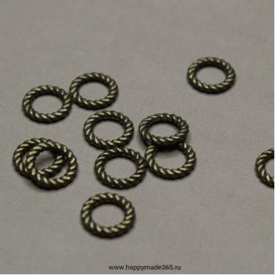 Кольцо (бронза), 1 см