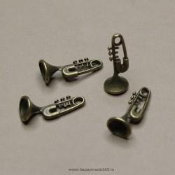 Труба (бронза), 25х10 мм