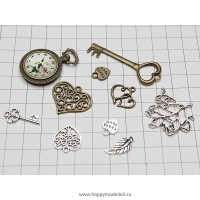 Набор аксессуаров №11 (металлофурнитура)