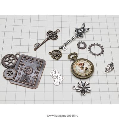 Набор аксессуаров №15 (металлофурнитура)