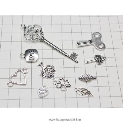 Набор аксессуаров №24 (металлофурнитура)
