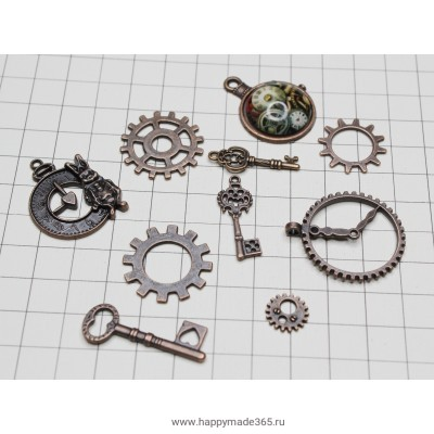 Набор аксессуаров №33 (металлофурнитура)