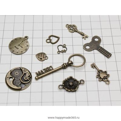 Набор аксессуаров №34 (металлофурнитура)