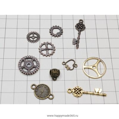 Набор аксессуаров №53 (металлофурнитура)
